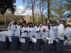 Waste Audit Volunteers